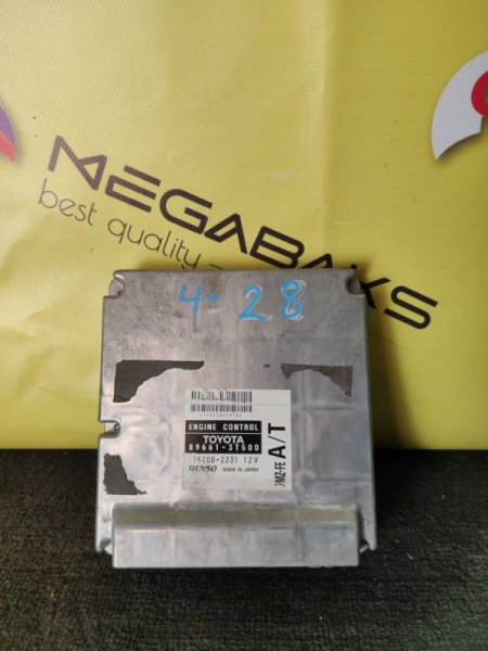 Блок efi Toyota Camry Gracia MCV25 2MZ 896613T500 (б/у)