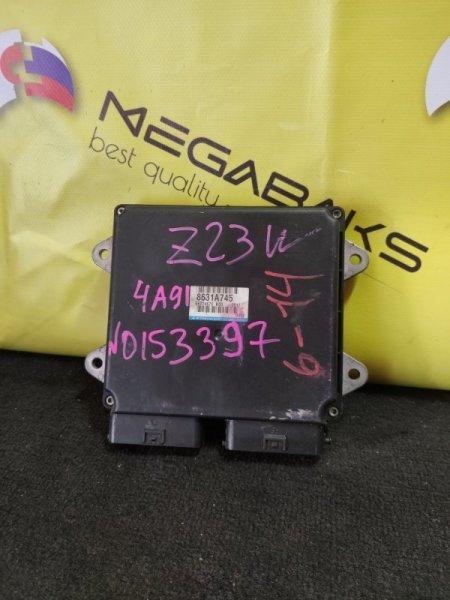 Блок efi Mitsubishi Colt Plus Z23W 4A91 E6T74676 (б/у)