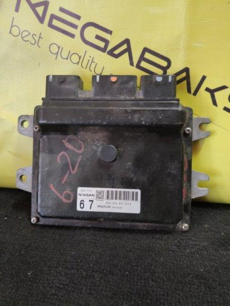Блок efi Nissan Lafesta B30 MR20DE A56-X24 (б/у)