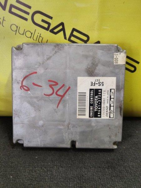 Блок efi Toyota Camry Gracia SXV20 5S-FE 89661-3T250 (б/у)