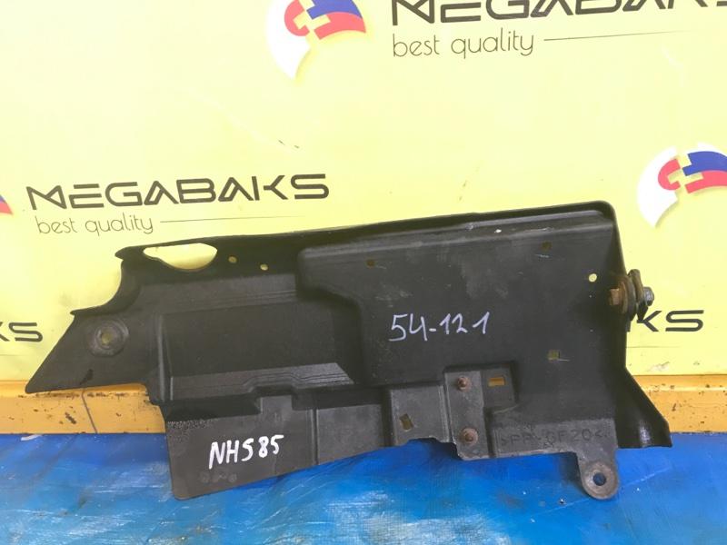 Защита двигателя Isuzu Elf NHS85 4JJ1 левая (б/у)