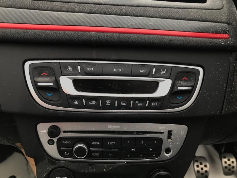 Блок управления климат-контролем Renault Megane III F4R874 2014 (б/у)