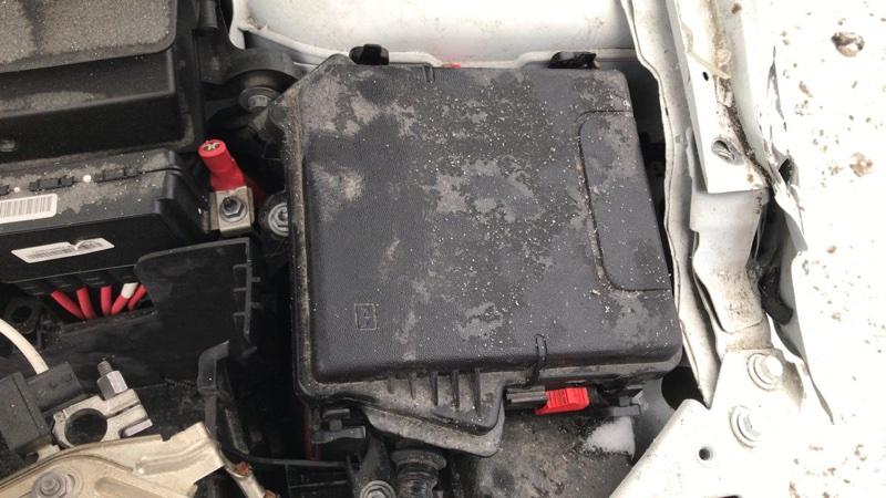 Блок предохранителей Renault Megane III F4R874 2014 (б/у)