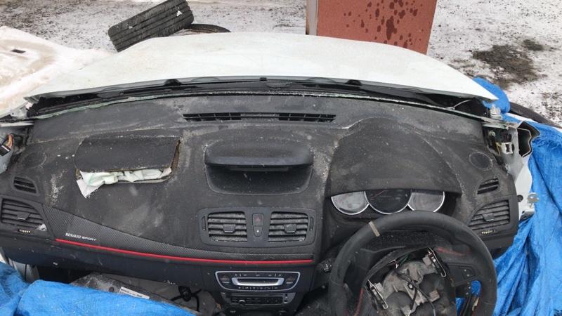 Торпедо Renault Megane III F4R874 2014 (б/у)