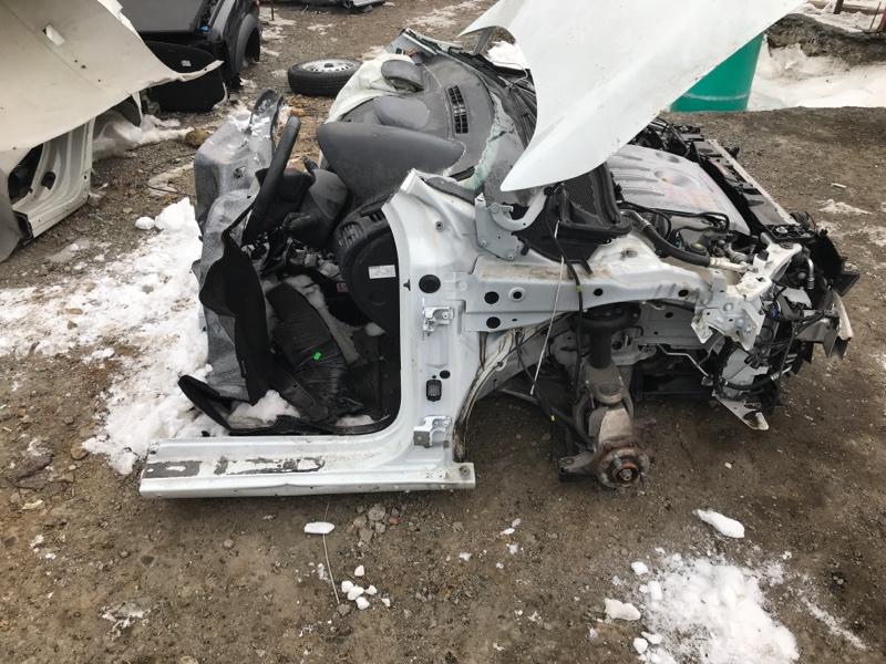 Лонжерон Renault Megane III F4R874 2014 правый (б/у)