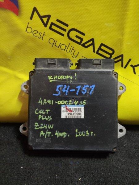 Блок efi Mitsubishi Colt Z24A 4A91 E6T45174 (б/у)