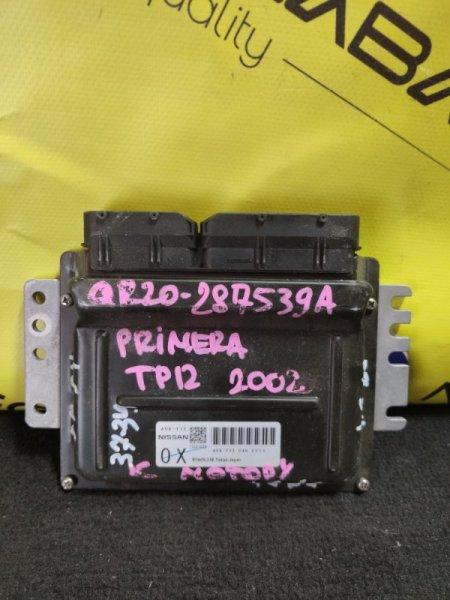 Блок efi Nissan Primera TP12 QR20DE (б/у)