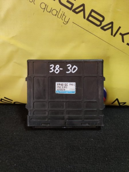 Блок efi Mazda Capella GV8W F8 E2T87571H (б/у)