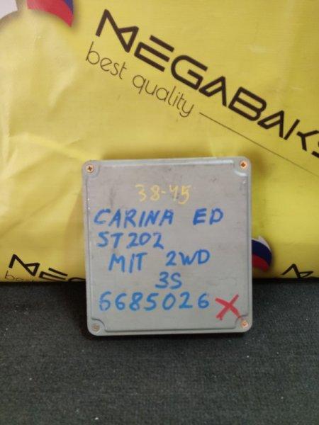 Блок efi Toyota Carina Ed ST202 3S-FE (б/у)