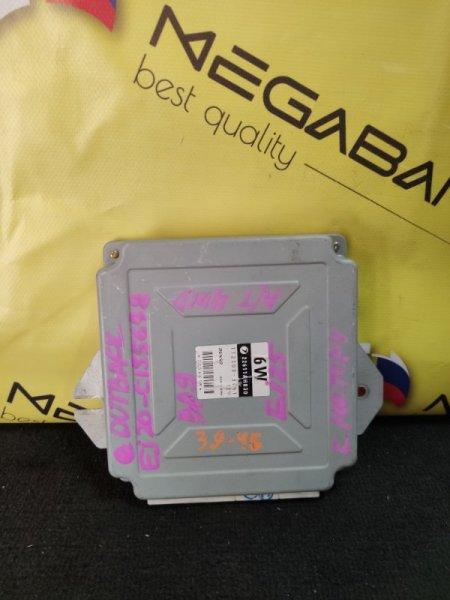 Блок efi Subaru Outback BP9 EJ20 22611 AH830 (б/у)