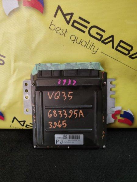 Блок efi Nissan Fairlady Z Z33 VQ35DE (б/у)