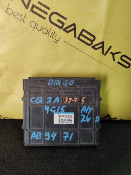 Блок efi Mitsubishi Dingo CQ2A 4G15 E2T74876 (б/у)