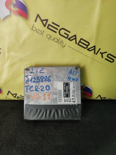 Блок efi Toyota Estima TCR10 2TZ-FE 89661-28470 (б/у)