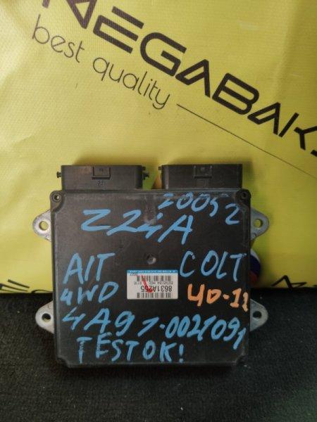 Блок efi Mitsubishi Colt Z24W 4A91 (б/у)