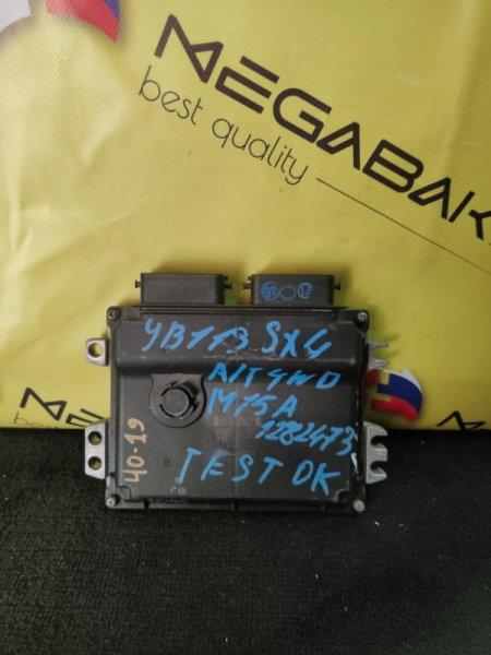 Блок efi Suzuki Sx4 YA11S M15A (б/у)