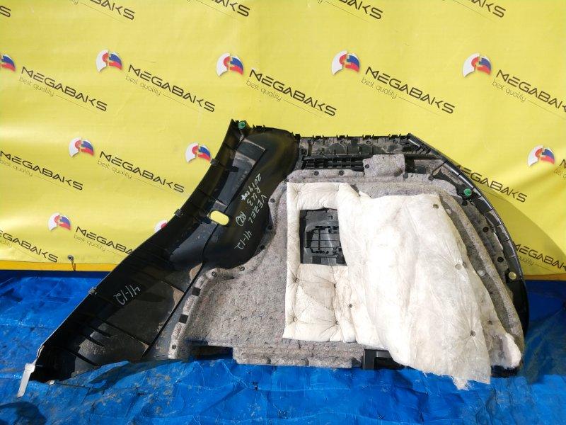Обшивка багажника Honda Vezel RU3 LEB задняя левая (б/у)
