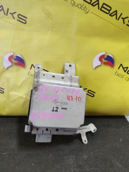 Блок efi Nissan Cube AZ10 CGA3DE 237102U711 (б/у)