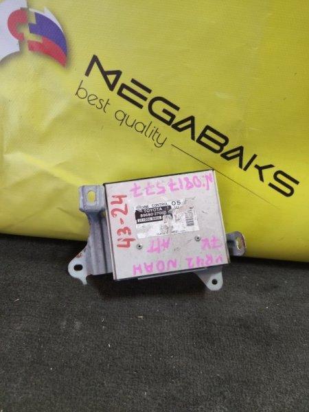 Блок efi Toyota Liteace KR42 7K-E 89660-27050 (б/у)