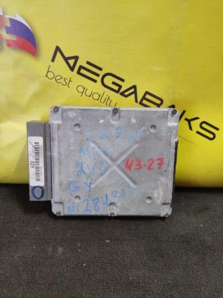 Блок efi Mazda Mpv LW5W GY GY0718881F (б/у)