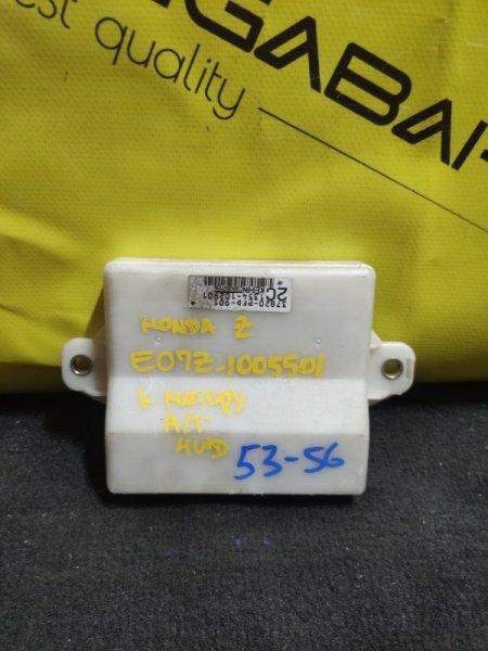 Блок efi Honda Z PA1 E07Z 37820-PFD-901 (б/у)