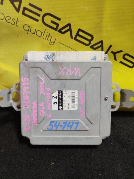 Блок efi Subaru Impreza GGA EJ205 112200-5110 (б/у)