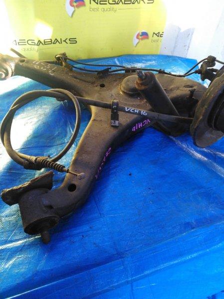 Тросик ручника Toyota Grand Hiace VCH16 задний левый (б/у)