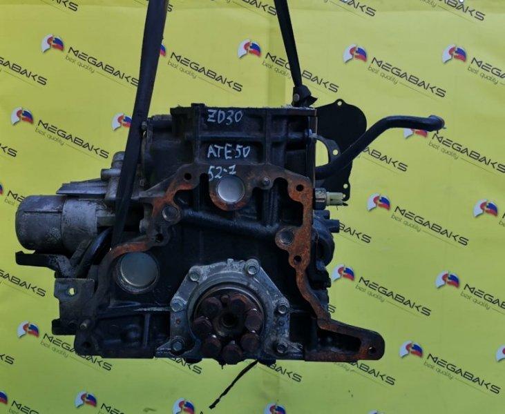 Блок двигателя Nissan Elgrand ATE50 ZD30DDTI ГОЛЫЙ (б/у)
