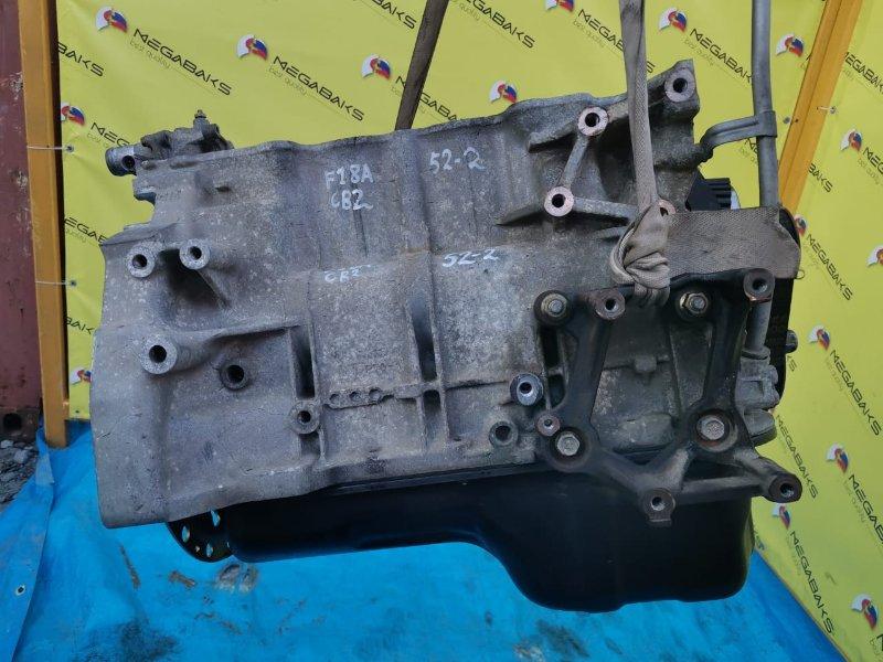 Блок двигателя Honda Accord CB1 F18A (б/у)