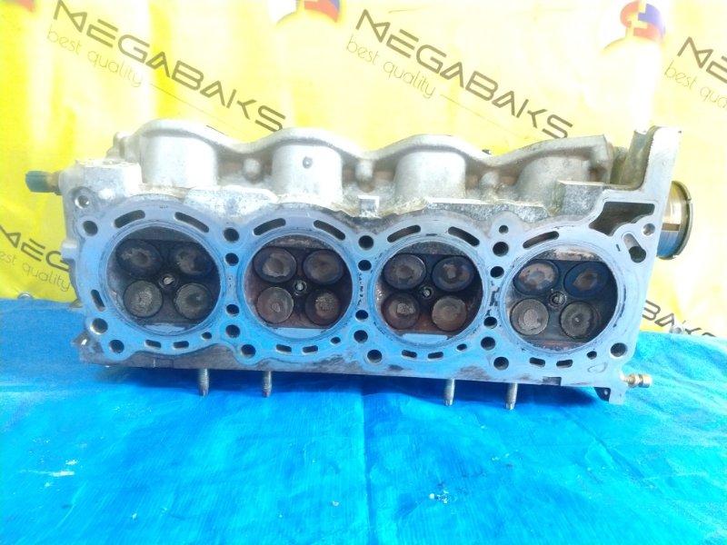 Головка блока цилиндров Nissan Cima GNF50 VK45DE левая (б/у)