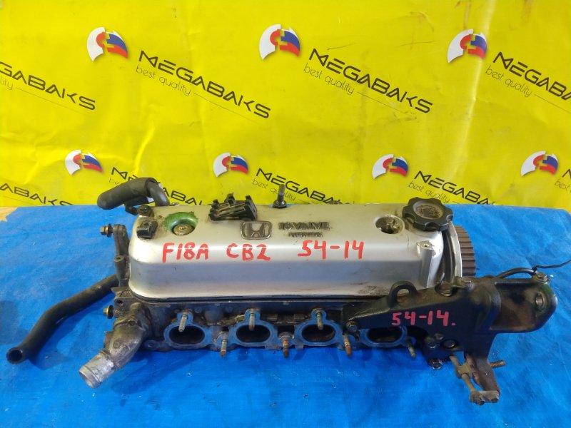 Головка блока цилиндров Honda Accord CB1 F18A (б/у)