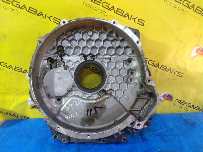 Блок двигателя Isuzu Elf NKR81 4HL1 (б/у)