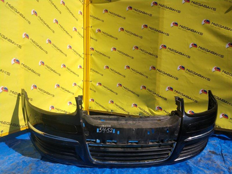 Бампер Volkswagen Jetta 1K2 BLG передний (б/у)