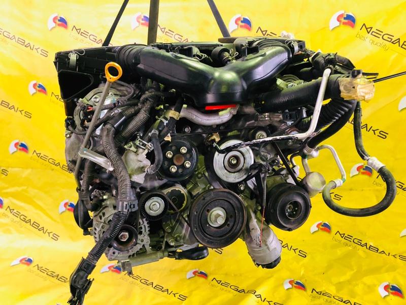 Двигатель Lexus Ls460 USF40 1UR-FSE 2008 0109940 (б/у)
