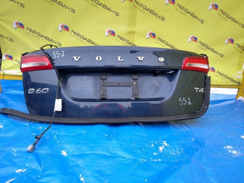 Крышка багажника Volvo S60 FS44 B4164T 2010 камера (б/у)