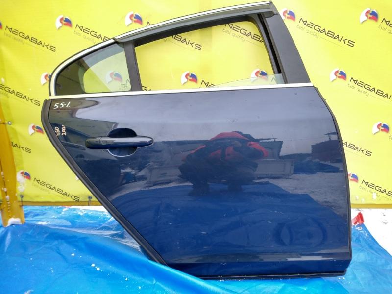 Дверь Volvo S60 FS44 B4164T 2010 задняя правая (б/у)