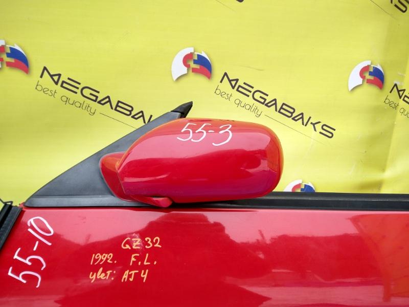 Зеркало Nissan Fairlady Z CZ32 1992 левое (б/у)