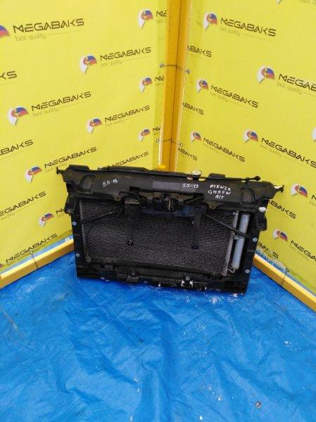 Радиатор кондиционера Mazda Atenza GH5FW L5-VE (б/у)