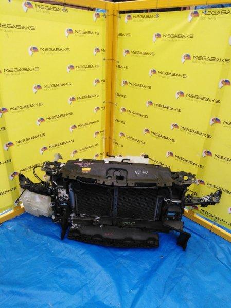 Радиатор масляный Nissan Skyline NV36 VQ25HR 2008 радиатор гидроусилителя (б/у)