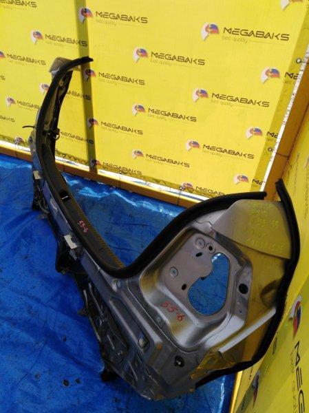 Накладка замка багажника Toyota Corolla Axio NKE165 (б/у)