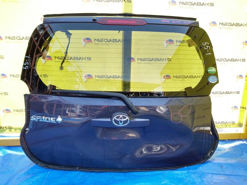 Дверь задняя Toyota Spade NCP145 2013 (б/у)