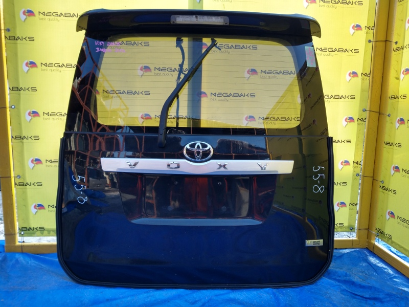 Дверь задняя Toyota Voxy ZRR70 2010 II MODEL (б/у)