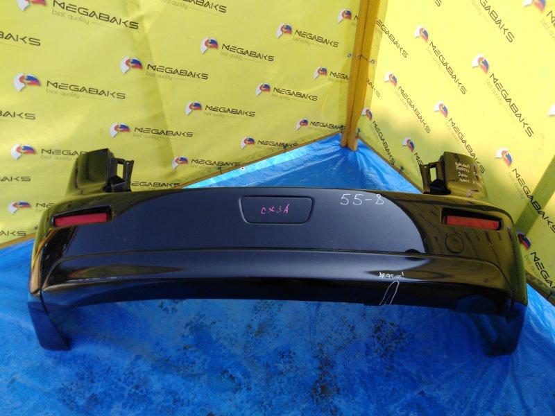 Бампер Mitsubishi Galant Fortis CX4A 2011 задний хэтчбек (б/у)