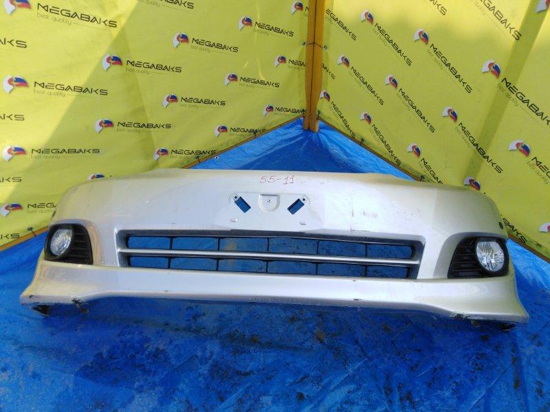 Бампер Toyota Ipsum ACM21W передний II MODEL (б/у)