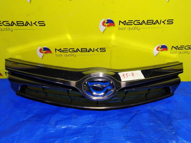Решетка радиатора Toyota Corolla Fielder NKE165G гибрид (б/у)
