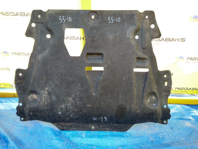 Защита двигателя Volvo V70 III (б/у)