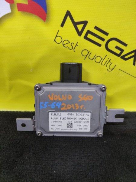 Электронный блок Volvo S60 FS44 B4164T 2010 6G9N-9D372-AC (б/у)