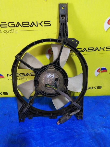 Вентилятор радиатора Nissan Largo W30 CD20 (б/у)