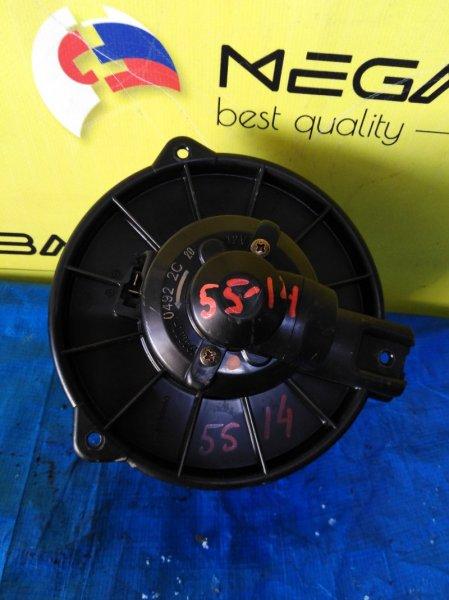 Мотор печки Mazda Roadster NB6C B6 (б/у)