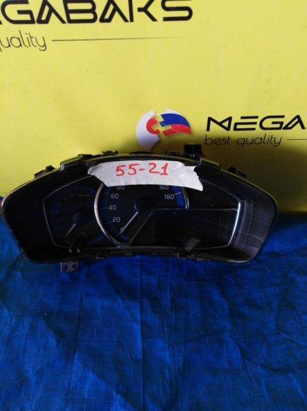 Спидометр Toyota Corolla Axio NKE165 1NZ-FXE (б/у)