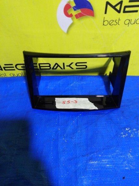Консоль магнитофона Subaru Legacy BRM (б/у)